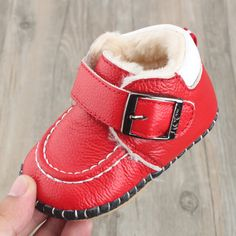 Winter Kids Baby Boys Cotton Shoes Fashion Leather Boots For Baby Girls  Toddler Shoes Infant Soft Bottom Warming Plush Shoes. d3d3ea9b0c88