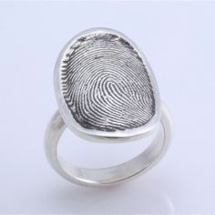 the perfect right hand ring