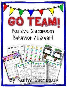 Positive Classroom Behavior
