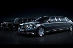 2016 #Mercedes Maybach Pullman http://goo.gl/fb/YNwD1M  #cars #maybachpullman