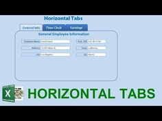 Learn How To Create Tabs in Microsoft Excel In This Easy Tutorial Video - YouTube