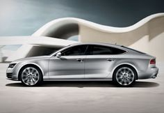 "The Audi A7, Named ""The 2011 Esquire Car of the Year*."""