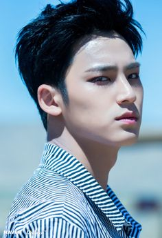 'Al1' Photoshoot BTS #Mingyu © dispatch.co.kr