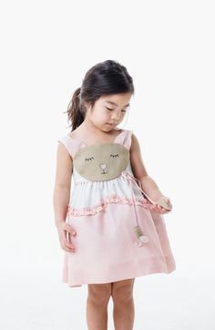 Handmade Cat Dress | littlegoodall on Etsy