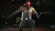 See Red Hood Kick Ass In New INJUSTICE 2 Trailer — GameTyrant