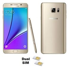 Samsung Galaxy Note 5 Dual SIM (Duos) N9200 LTE 64GB. The new Samsung Galaxy Note 5 is still as big but now slimmer, framed by sleek metal and glass. Use S Pen on a gorgeous flat surface while the phone's dual-edge back lies snuggly in your hand. The next best thing to live music is to have it handy on your Galaxy Note 5. It's also awesome to shoot your own professional-grade videos as well as broadcast them live straight from Galaxy Note 5.