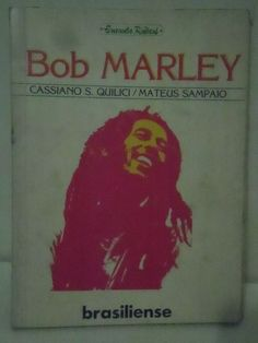 *Bob Marley* by Cassiano S. Quilici & Mateus Sampaio. More fantastic books, pictures and videos of *Bob Marley* on: https://de.pinterest.com/ReggaeHeart/