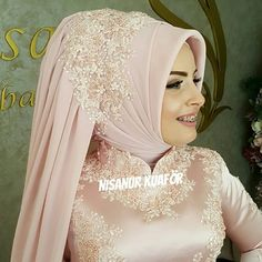Nusret Hotels – Just another WordPress site Muslim Wedding Gown, Muslimah Wedding Dress, Muslim Wedding Dresses, Muslim Brides, Modest Fashion Hijab, Hijab Chic, Women's Fashion Dresses, Bridal Hijab Styles, Tea Length Bridesmaid Dresses