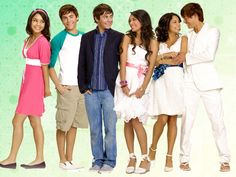 "zac efron and vanessa hudgens high school  musical | ... Influential High School Movies (1960-2010) ~ ""That is SO High School"