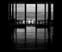 Solitude - A view from Galle, Sri Lanka