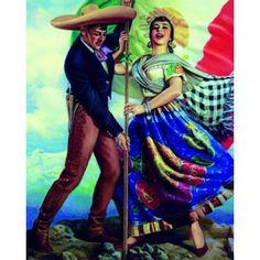 Mexican Paintings :- Art Work from Mexico