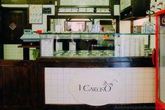 I Caruso Gelato in Rome - An American in Rome