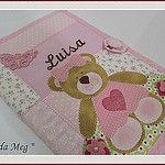 Capa caderneta de vacinas ♥ por * Artes da Meg *