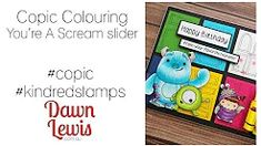 Dawn Lewis - YouTube Copic Markers, Copics, Cardmaking, Dawn, Coloring, Scrapbooking, Stamp, Crafty, Quilts
