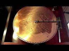 "Regina Music Box ""Edelweiss"" or ""Edelweiß"" for the German spelling. Porter Music Box Disc - YouTube"