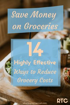 Looking for ways to save money on groceries? Here are 14 highly effective ways to cut grocery costs. These are easy money saving tips. Save Money On Groceries, Ways To Save Money, Money Saving Tips, Grocery Savings Tips, Wealth Creation, Early Retirement, Investing Money, Money Management, Personal Finance