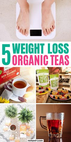 5 Weight loss teas you need to try! If you are looking for a healthy drink that can help with weight loss, then check out these really good healthy organic weight loss teas! Weight Loss Tea, Weight Loss Secrets, Fast Weight Loss, How To Relieve Headaches, Lose Weight In A Week, Detox Tea, Healthy Drinks, Healthy Food, Natural Medicine