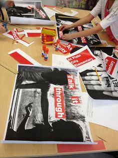 PCES Grade Art Enrichment: Anti Bullying Poster Campaign Live - Make posters with positive messages. Anti Bullying Week, Anti Bullying Campaign, Bullying Lessons, Middle School Art, Art School, Bullying Posters, Campaign Posters, Protest Art, Art Rooms