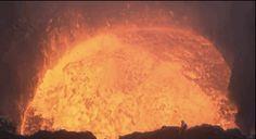 …porque ¡maldita sea!, es demasiado caliente… | 28 relajantes GIFs de lava que te darán satisfacción sexual