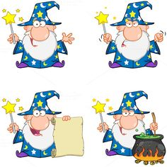 Find Wizard Cartoon Characters Vector Collection 1 stock images in HD and millions of other royalty-free stock photos, illustrations and vectors in the Shutterstock collection. Thousands of new, high-quality pictures added every day. Magic Words, Cartoon Characters, Fictional Characters, Hand Illustration, Red Riding Hood, Art Sketches, Character Design, Royalty Free Stock Photos, Halloween