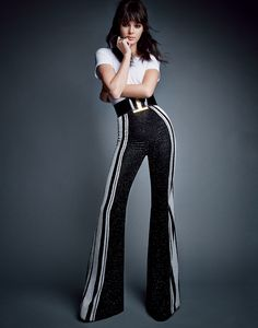 Kendall Jenner and How to Style the Season's Best Statement Pants – Vogue