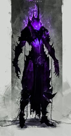 Character design The Immortal Flame Lord Dark Fantasy Art, Fantasy Artwork, Dark Artwork, Fantasy Character Design, Character Concept, Character Art, Demon Art, Monster Art, Monster Concept Art