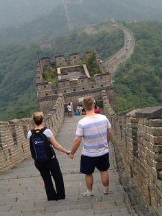 Jacqueline Lane - Great Wall of China
