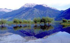 Λίμνη Δόξα, Φενεός / Lake Doxa, Feneos, Greece (Hellas)