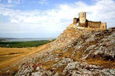 Medieval Citadel Enisala - Tulcea County.