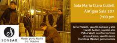 Martes por la noche - SONSAX http://www.desktopcostarica.com/eventos/2013/martes-por-la-noche-sonsax #CostaRica