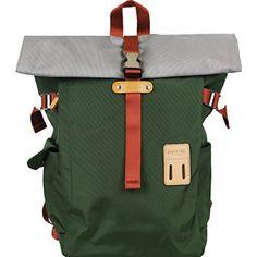 25c26ee0c397 Harvest Label Rolltop Backpack 20 Olive     You can get additional details  at the