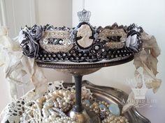 October  2014 Tutorial for Spellbinder's Blog - Mistress of Magic Crown