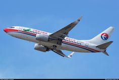 B-5263 China Eastern Airlines Boeing 737-79P(WL)