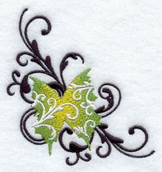 Machine Embroidery Designs at Embroidery Library! - Color Change - D6780