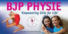 Physie (also known as Physical Culture) is the perfect combination of movements designed to increase strength, fitness andflexibility. BjP choreography is age appropriate (Preschoolers all the...