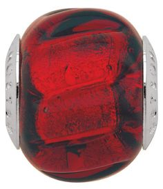 This 2013 Persona Bead resembles our red planet - Mars