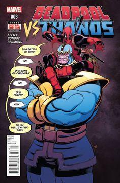 Deadpool vs. Thanos (2015) Issue #3
