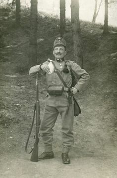František Kohout  1915