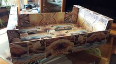 Hope Chest, Storage Chest, Furniture, Home Decor, Fruit Crates, Paintings, Homemade Home Decor, Home Furnishings, Decoration Home