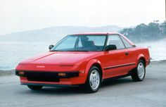 1985 Toyota MR2 (AW11)