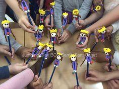 Jumping Clay Barcelona tallers extraescolars figures i manualitats