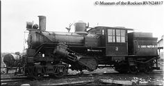 Logging Railroads - Ohio Match Company Climax #3 is between assignments at Garwood, Washington during July of 1937.