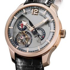 Greubel Forsey Tourbillon 24 Secondes Contemporain @DestinationMars