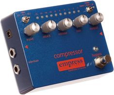 Empress Effects Compressor Analog Compression Guitar Effects Pedal * Continue to the product at the image link. (This is an affiliate link) #HashTag3