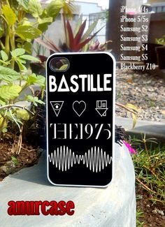 Bastille and 4 bands iPhone 4/4s/5 Case Samsung by anurcase, $12.00