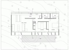 This affordable concrete house plans build in the centre of ...