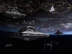 Star Destroyers