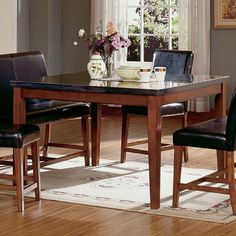 Kitchen Table With Granite Top Granite top kitchen table amazing pictures sicadinc home projects steve silver montibello counter height square dining table 54l x 54w x 36h workwithnaturefo