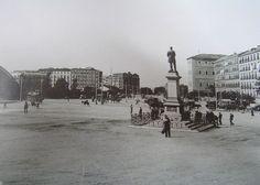 Glorieta de Atocha, hacia 1905. Autor desconocido