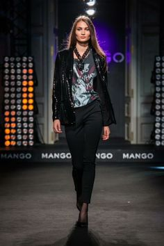Fashionate: MANGO F/W'13 080 Fashion Show in Russia